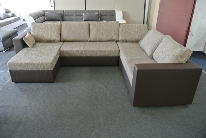 Parma U-alakú kanapé - Akciós kanapé