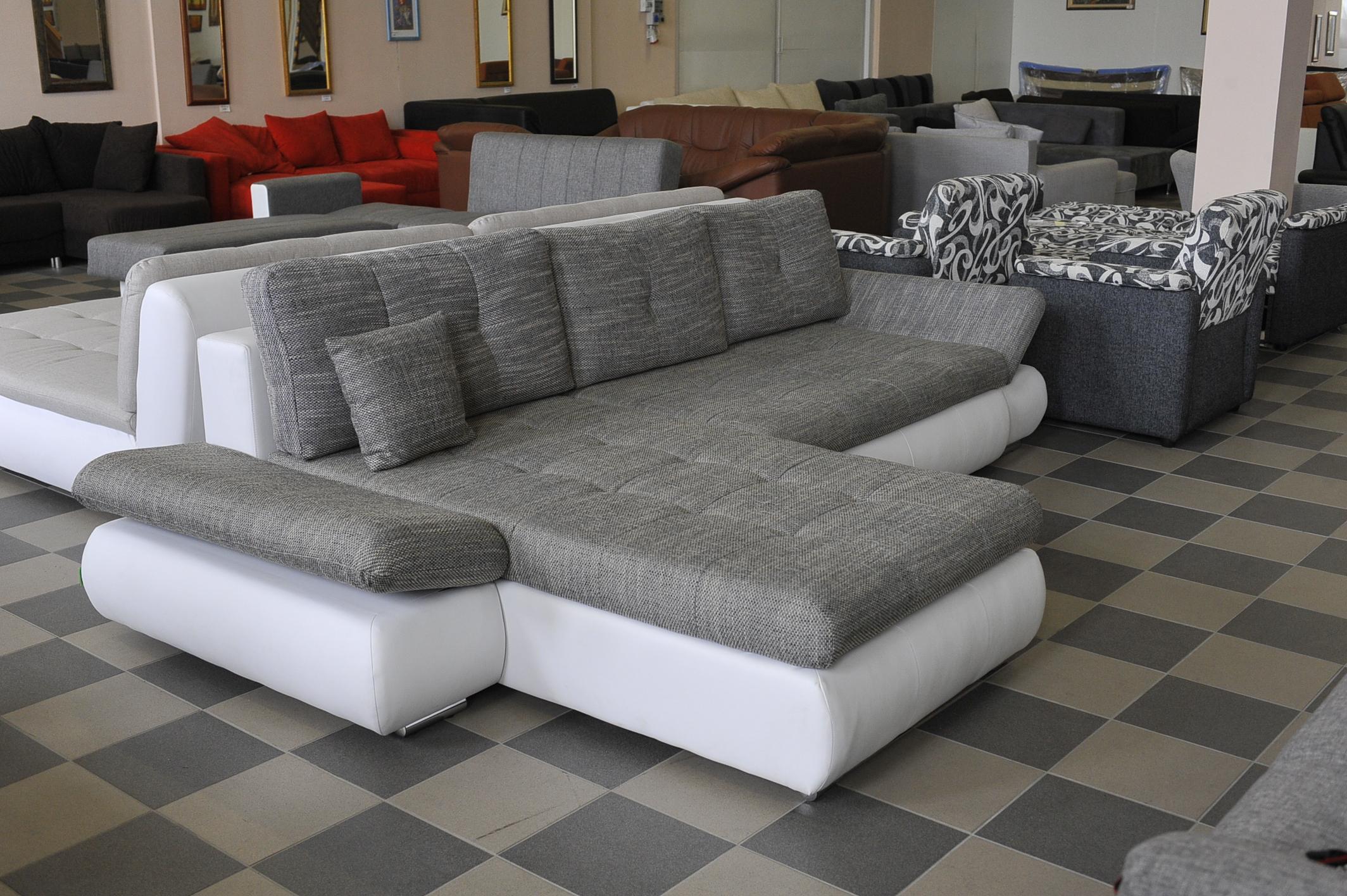 Zenzoo sarokkanapé - Akciós kanapé