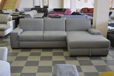 szürke akciós kanapé