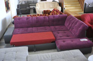 ágyazható sarok kanapé