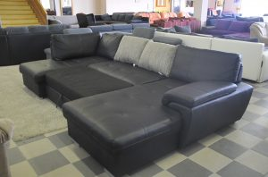 Black sun kanapé