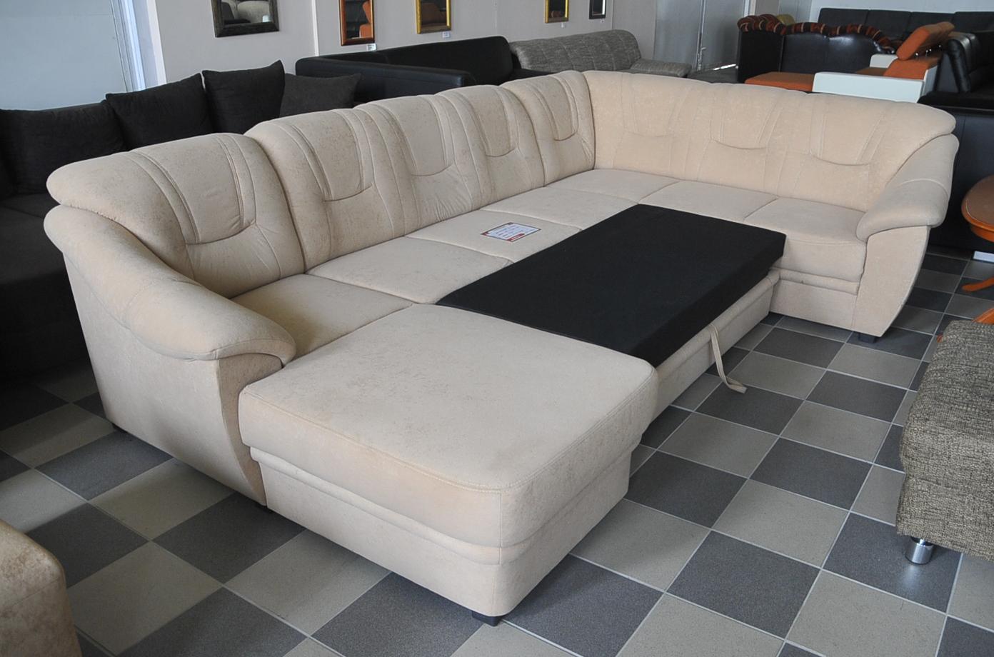 Mailand U-alakú kanapé - Akciós kanapé
