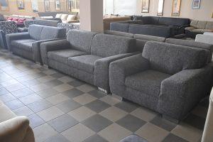 kanapé zsákszövettel