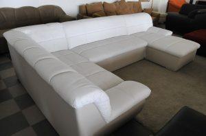 fehér kanapé