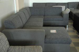 merano u-alakú kanapé