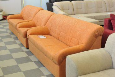 Neuss kanapék 3-2-1