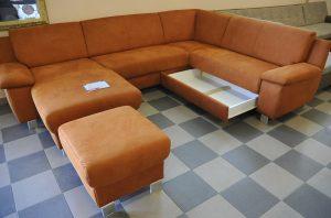 Vario u-alakú kanapé
