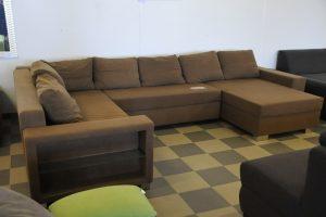 babetta U-alakú kanapé