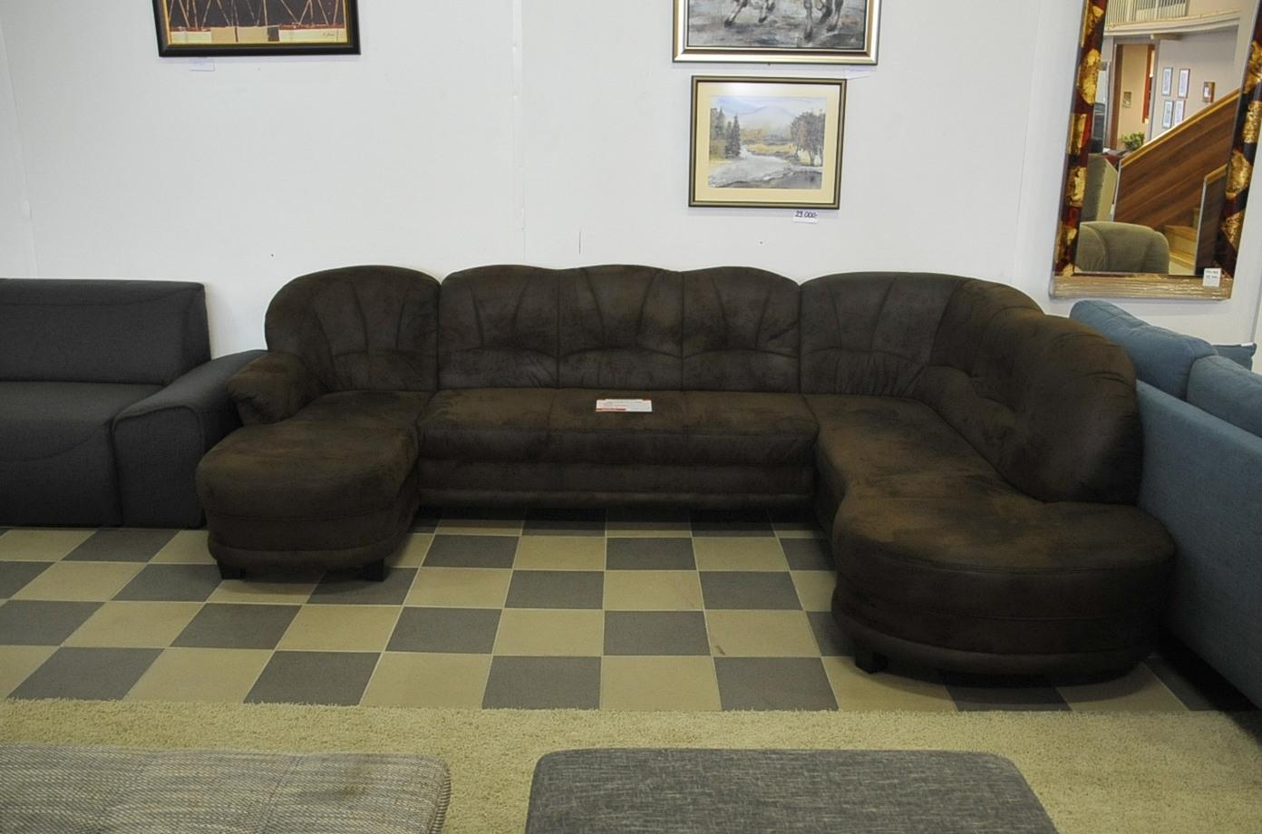 Cametlia U-alakú kanapé