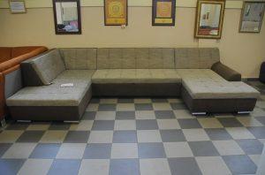 Treviso U-alakú kanapé