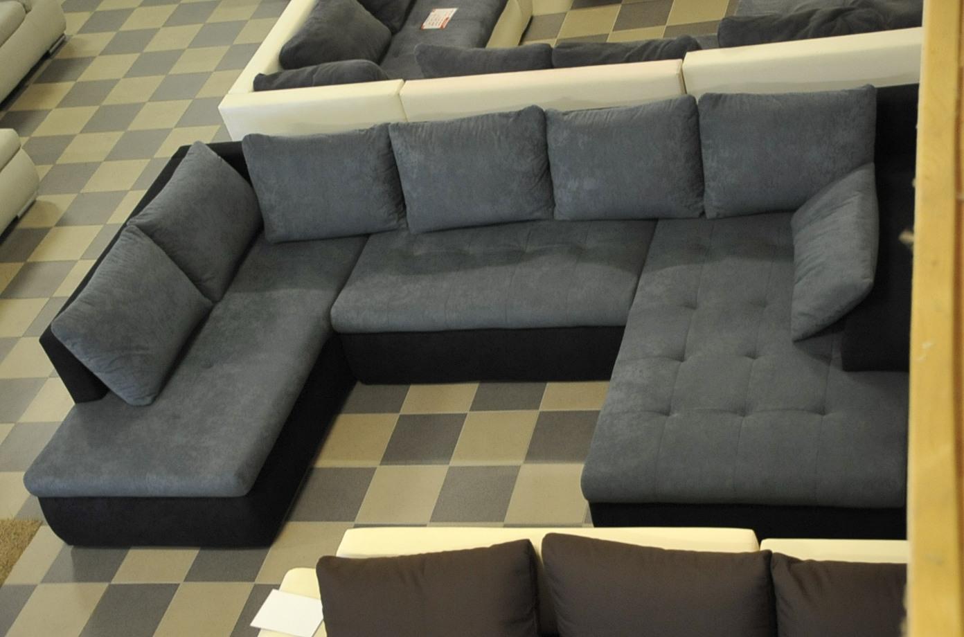 Bastia u-form kanapé