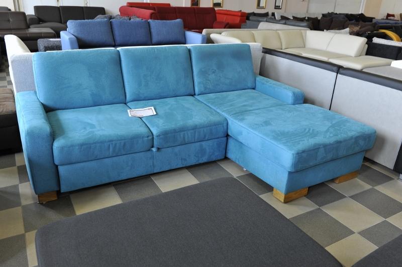 Blue kanape