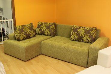 sarokgarnitúra kanapé