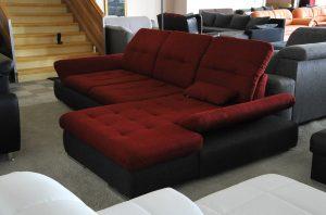piros santafe kanapé