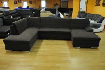 Cortez u-alakú kanapé