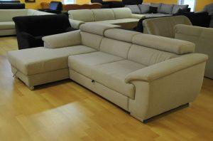 Angel L-alakú kanapé