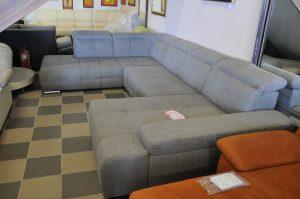 Mistral U-alakú kanapé