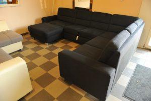 7920 U-form, kanapé